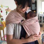9/20(水)Babywearing体験&練習会+ランチ交流会@カフェ&スペースほとり