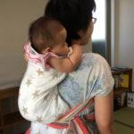 3/27(月)【初開催!】むすビバ防災 Babywearingの知恵で非常時の抱っこやおんぶに挑戦!(非常食?ランチ付き)